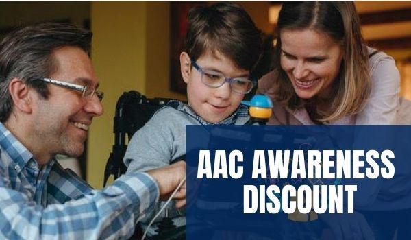 AAC Awareness 2021 Discount 2021